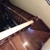 Pintar escaleras