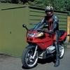 Hacer Caseta Metálica en Jardín para Guardar Moto
