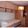 Transporte Dormitorio Modular Desmontado Apilado