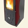 Instalación de Estufa de Biomasa