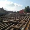 Desmontar tejado de uralita