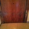 Revestimiento adhesivo para puerta