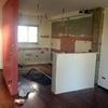Microcemento para revestir muros y encimera cocina 31 m2