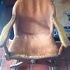 Tapizar dos butacas en piel