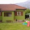 Reforma fachada de casa unifamiliar pequeña de una planta