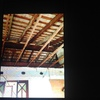 Aislar tejado del comedor  por la parte interior