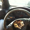 Tapizar un volante de coche