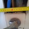 Desplazar llave de corte / toma de agua lavadora