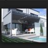 Solicito prePérgolas de aluminio en varias terrazas