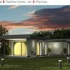 Construir Casa prefabricada 90 m2