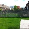 Reparar vallado de jardin