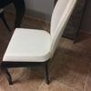 Tapizar 4 sillas en gris