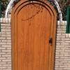 Puerta para jardincambiar