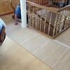 Tarima de madera de arce