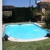 Revestir la superficie que rodea la piscina