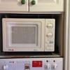 Reparar botón de microondas