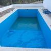 Gunitado piscina rectangular