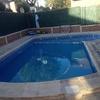 Poner cubierta en piscina de 7 x 4