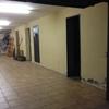 Forrar pared en garaje
