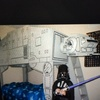 Cama de star wars