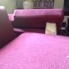 Tapizado de dos sofas