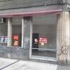 Limpiar y acondicionar fachada de local comercial