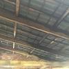 Proyectar espuma en tejado de uralita