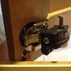 Reparar puerta armario