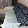 Tapizar los asientos de un sofá