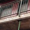 Reparación de balcón deteriorado