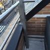 Celosía para 2 terrazas