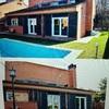 Vallar una piscina