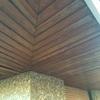Renovar techo de friso en balcón