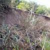 Reparación muro de piedra seca, desescombrar, cimentar y levantar