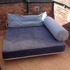 Tapizar sofá con fundas para exterior