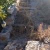 Escalera piedra adjunto foto quiero completar con piedra la zona de escalera que falta