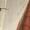 Arreglo grieta pared edificio