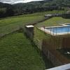 Subir valla jardín de 19 m de longitud incluida la puerta de salida