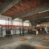 Construcción de habitación en nave industrial