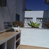 Derribar jardinera + colocar tela asfaltica exterior + ensolado