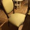 Tapizar sillas con respaldo