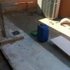 Ensolar una terraza y lechear, trabajo para unos 3 o 4 días