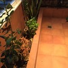 Reposición aislante jardinera de terraza
