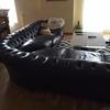Arreglar sofa chester cuero