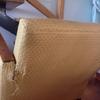 Arreglar 2 sillones (tapicería y respaldo)
