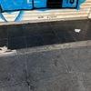 Reparar rampa de entrada a local comercial