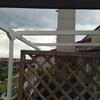 Pergola en terraza