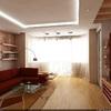 Moldura techo salon