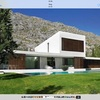 Casa cubica/ blanca / moderna en rubi