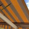 Toldo balcón con instalación